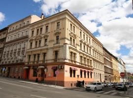 Anette Hotel, hotel near Prague Congress Centre, Prague