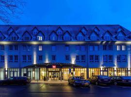 ibis Hotel Erfurt Altstadt, hotel in Erfurt