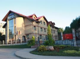Amicus Hotel, отель в Вильнюсе