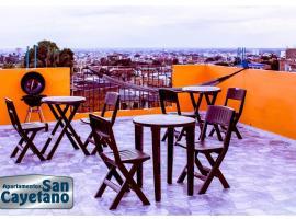 ApartaEstudios San Cayetano Cali, apartamento en Cali