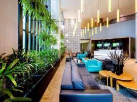 Grand Mercure Brasilia Eixo, hotel near Cultural Complex of the Republic, Brasilia