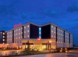 Ibis Lagos Airport, hotel near Murtala Muhammed International Airport - LOS,