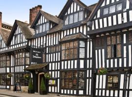 Mercure Stratford Upon Avon Shakespeare Hotel, hotel in Stratford-upon-Avon