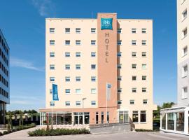 ibis Budget Luxembourg Sud, hotel in Livange