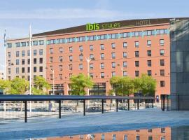 ibis Styles Evry Cathédrale、Evry-Courcouronnesのホテル