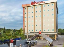 Ibis Balikpapan, spa hotel in Balikpapan