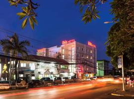 ibis Vientiane Nam Phu, отель во Вьентьяне