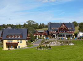 Landhotel zu Heidelberg, Hotel in Seiffen/Erzgeb.