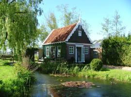 Saense huisje, hotel near Heemskerkse Golfclub, Assendelft