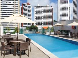 Mercure Salvador Pituba, hotel near Iguatemi Shopping Mall, Salvador