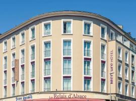 Hotel Mercure Brest Centre Les Voyageurs, hotel in Brest