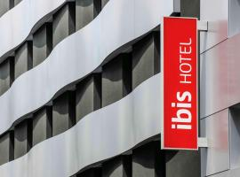 Ibis Lugano Paradiso, отель рядом с аэропортом Региональный аэропорт Лугано - LUG