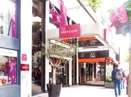 Mercure Angers Centre Gare, hôtel à Angers