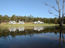 Brokenback Views Country Estate Hunter Valley, hotel near Tyrrell's Wines, Pokolbin