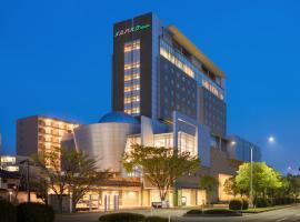 ホテルメルパルク仙台、仙台市のホテル