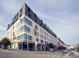 Mercure Saint Malo Balmoral, отель в Сен-Мало