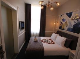 Hotel Naumpasa Konagi, отель в Стамбуле, рядом находится Площадь Таксим