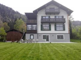 Villa am Gunzenbach, apartment in Sankt Gilgen