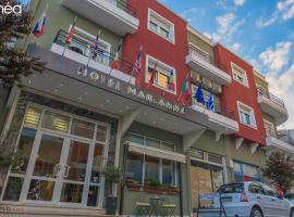 Marianna Hotel, hotel near Strikers Bowiling Center, Alexandroupoli
