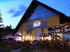 Hotel Rysy, hotel near Strbske Pleso Lake, Tatranska Strba