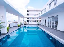 Sun Apartment, serviced apartment in Phnom Penh