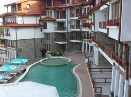 Apartment Balchik, хотел близо до Балчишки дворец, Балчик