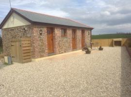 Frankaborough Farm Holiday Cottages, hotel in Virginstow