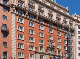 Senator Gran Vía 70 Spa Hotel, hotel near Plaza de España Metro Station, Madrid