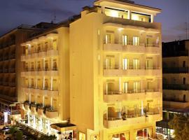 Mediterraneo Hotel & Suites, hotell i Cattolica