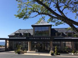 Seamill Hydro Hotel & Resort, hotel in Seamill