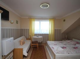 Karolinka Łeba – hotel w Łebie