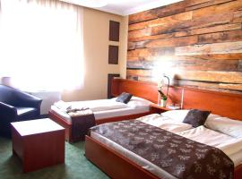 Europa Hotel És Étterem, hotel Nyíregyházán