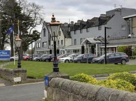 Best Western Kings Manor, spa hotel in Edinburgh