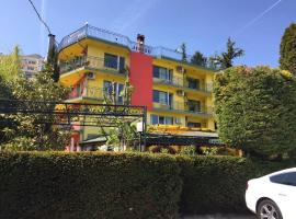 Hotel Jambo, хотел близо до Аладжа Манастир, Златни пясъци