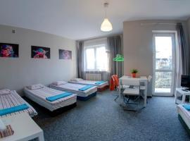 Place4Us – hostel w Warszawie