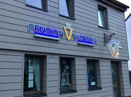 Pension Victoria, Hotel in der Nähe von: Huysburg, Halberstadt