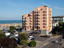 Hotel Bellevue, hotel in Rimini