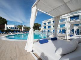 Masd Mediterraneo Hotel Apartamentos Spa, hotel near ICFO - The Institute of Photonic Sciences, Castelldefels