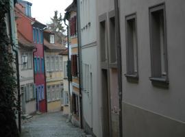 Altstadt Apartment, family hotel in Bamberg