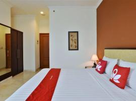 ZEN Rooms near Grand Indonesia Mall, hotel near Selamat Datang Monument, Jakarta
