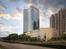 DoubleTree By Hilton Ningbo Beilun, hotel 5 estrellas en Ningbo