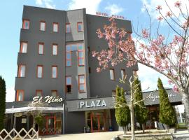 Hotel Plaza, Hotel in Mladá Boleslav