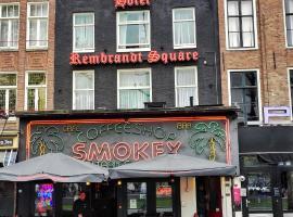 Rembrandt Square Hotel, hotel near Skinny bridge, Amsterdam