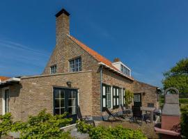 Vakantiehuis 't Kippenkot, hotel in Westkapelle