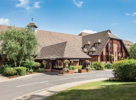 Solent Hotel and Spa, hotel in Fareham