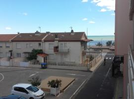 Residence le Mistral, apartment in Valras-Plage