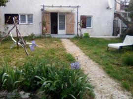 le Galinier, maison de vacances à Marseille