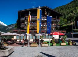 Landhotel Post an der Talstation - Adults only, Hotel in Heiligenblut am Großglockner