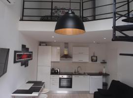 Baou des Blancs, meublé touristique, appartement à Vence