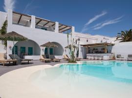 Nissia Beach Apartments & Suites, ξενοδοχείο στο Καμάρι